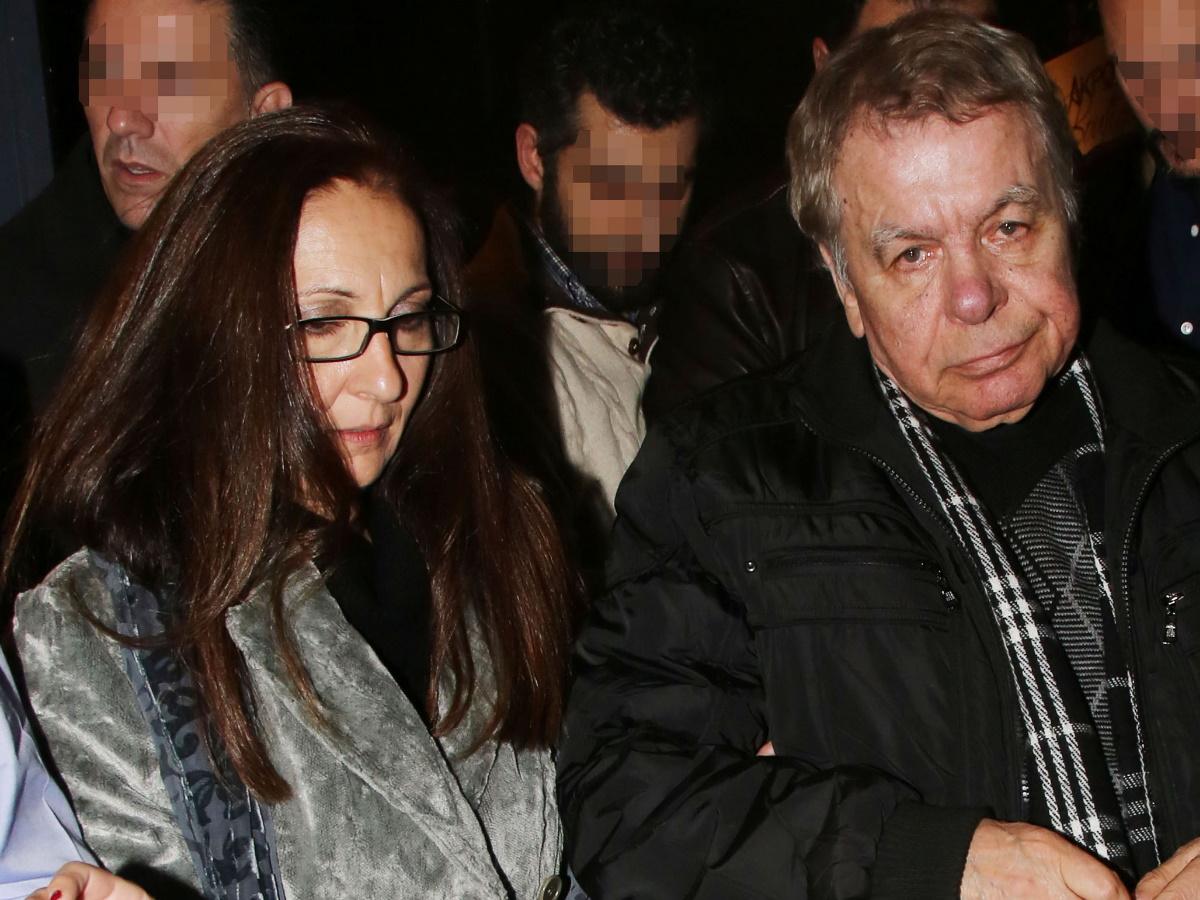 """Η συγκλονιστική εξομολόγηση της χήρας του Γιάννη Πουλόπουλου: """"Mαζί του έφυγα και εγώ"""""""