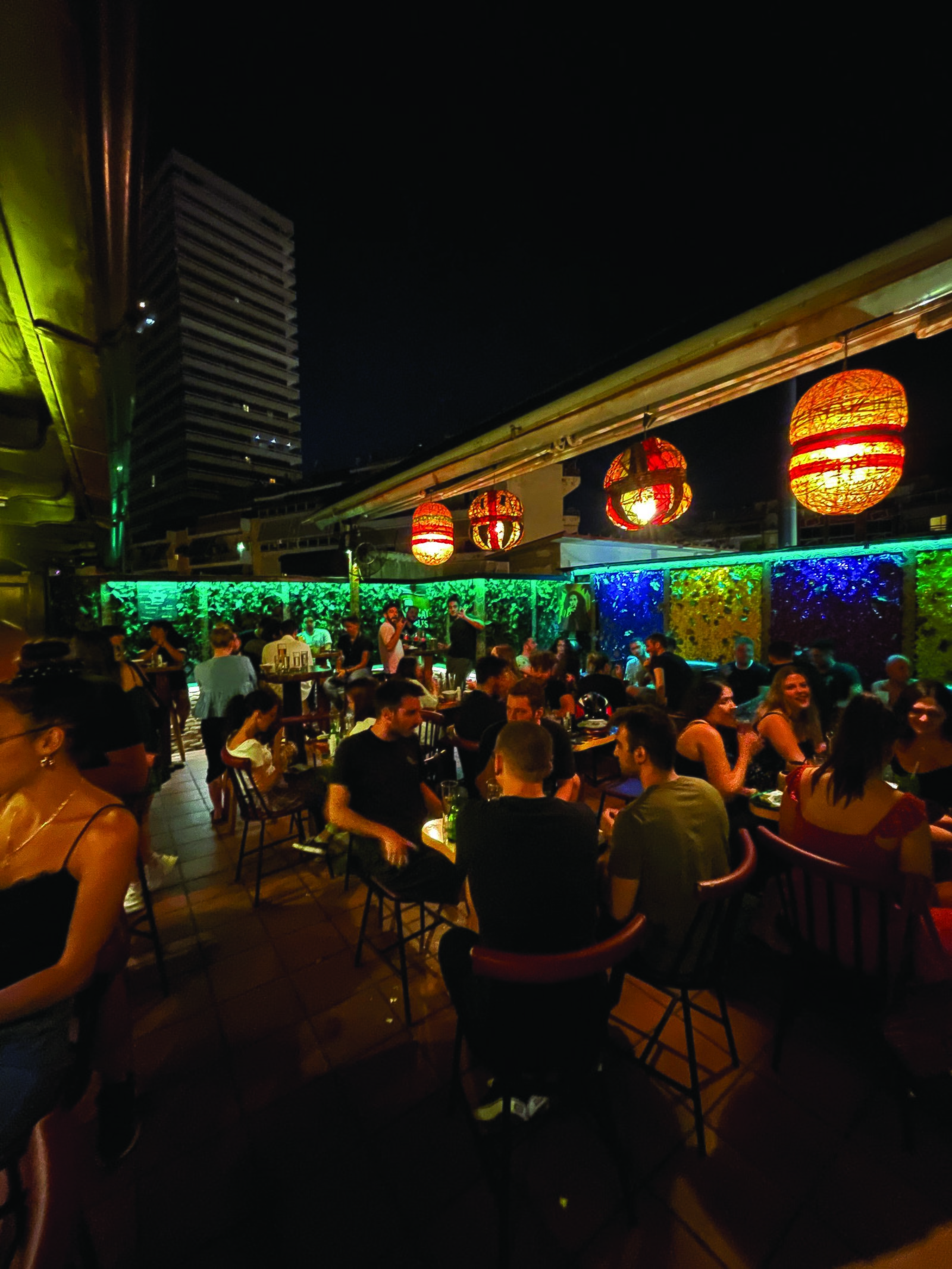 Sensimilia Cafe Bar