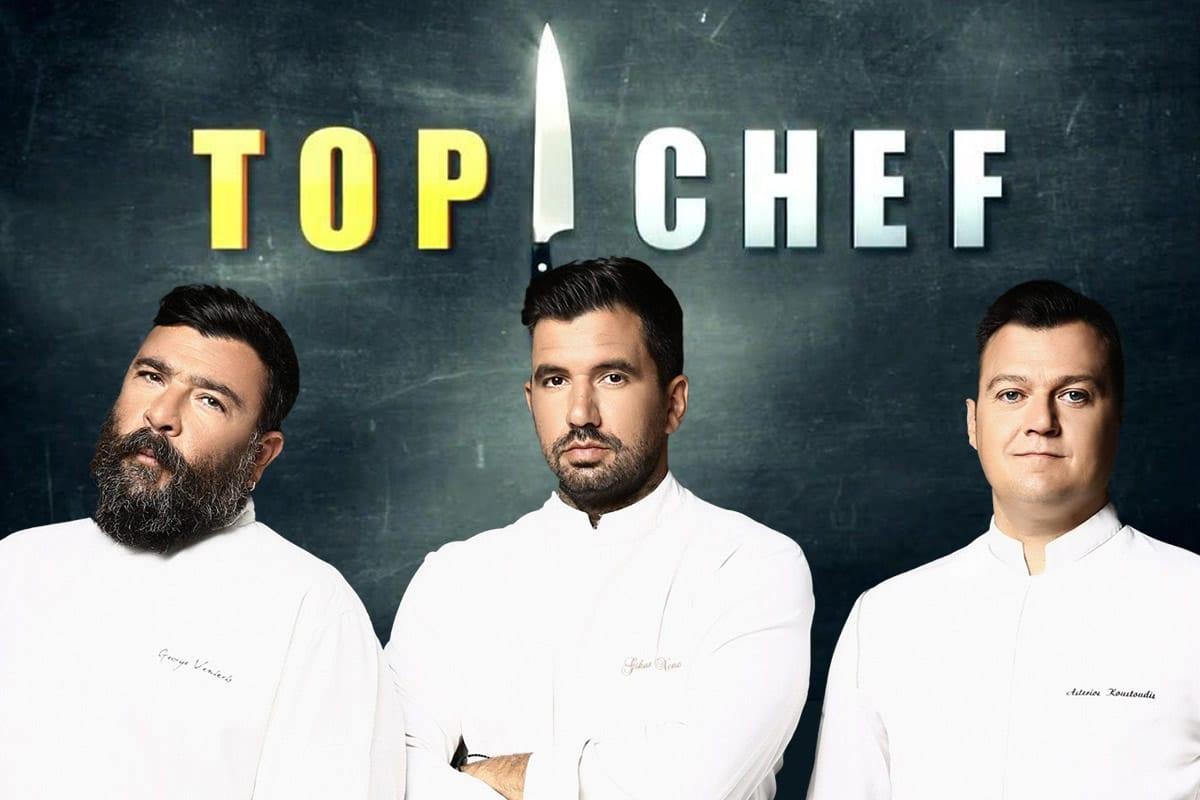 Top chef: Το αποψινό επεισόδιο τουTop Chefέχει άρωμα ελληνικό.