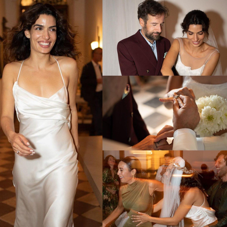 Αυτές είναι οι πρώτες επίσημες φωτογραφίες από τον γάμο της Τόνιας Σωτηροπούλου και του Κωστή Μαραβέγια