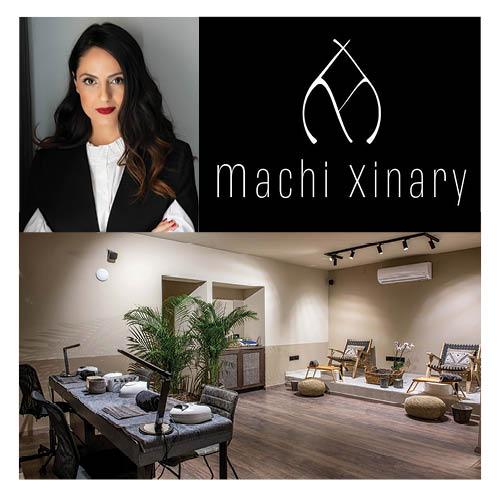 Beauty space Machi Xinary