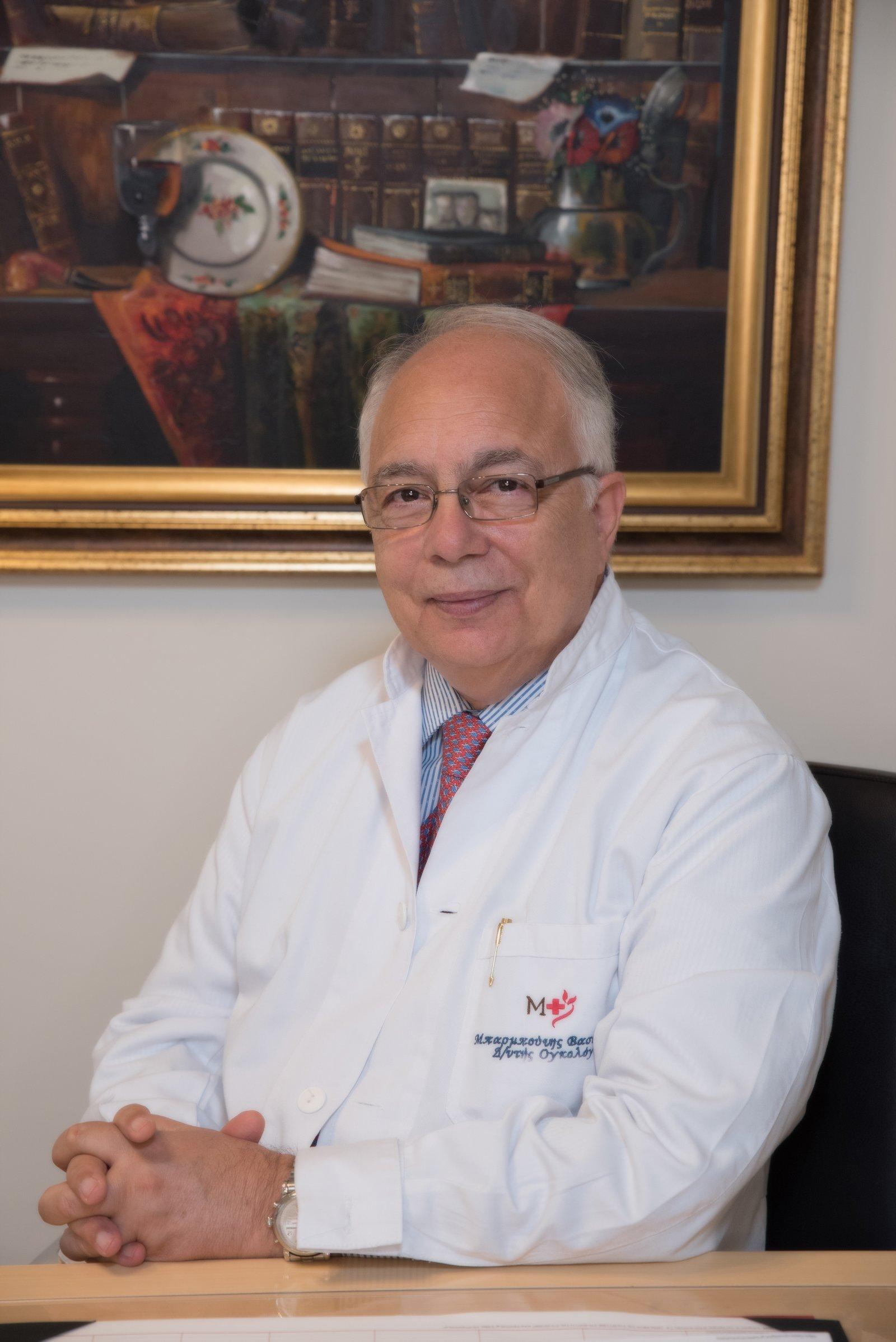 mRNA εμβόλια. Μια επιτυχημένη πορεία - Βασίλειος Π. Μπαρμπούνης MD,PhD Παθολόγος Ογκολόγος